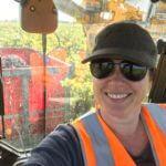 Tractor selfie!