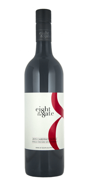 Eight at the Gate Wrattonbully 2015 Cabernet Shiraz