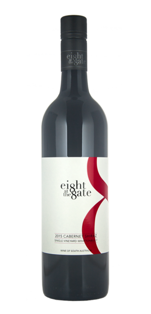 Eight at the Gate 2015 Cabernet Shiraz