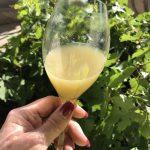 Chardonnay juice