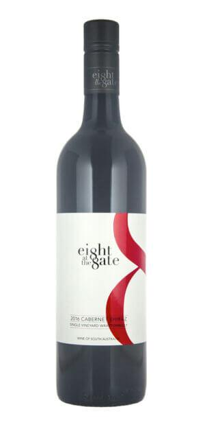 Eight at the Gate 2016 Cabernet Shiraz